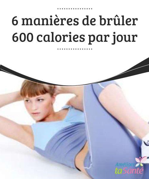 meilleurs conseils pour perdre du poids 6 mani res de br ler 600 calories par jour la. Black Bedroom Furniture Sets. Home Design Ideas