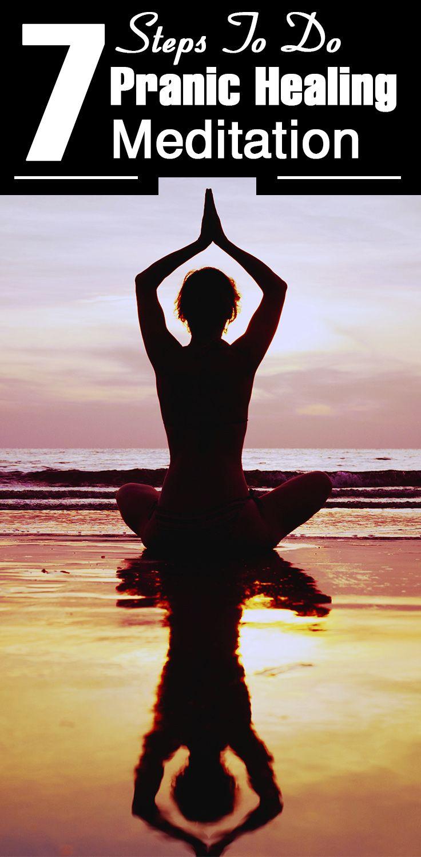exercice du yoga 7 tapes faciles faire de la m ditation de gu rison pranique virtual. Black Bedroom Furniture Sets. Home Design Ideas