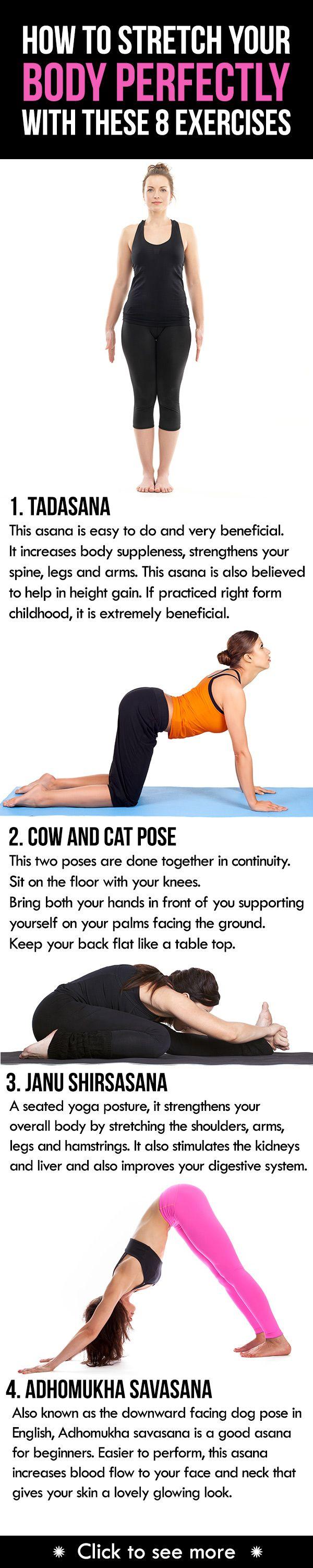 exercice du yoga quelques exercices d 39 tirement pour d butants virtual fitness votre. Black Bedroom Furniture Sets. Home Design Ideas