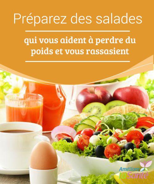 meilleurs conseils pour perdre du poids pr parez des salades qui vous aident perdre du. Black Bedroom Furniture Sets. Home Design Ideas