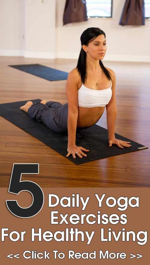 exercice du yoga 5 exercices de yoga quotidiens pour une vie saine virtual fitness votre. Black Bedroom Furniture Sets. Home Design Ideas