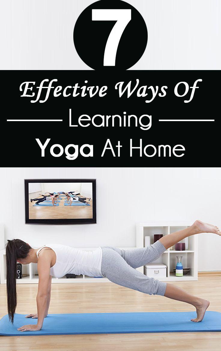 exercice du yoga voici 7 fa ons efficaces de savoir comment apprendre le yoga la maison. Black Bedroom Furniture Sets. Home Design Ideas