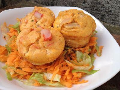 Cuisine Maligne recette minceur : cuisine ma-ligne !: muffins sales ww 2pp
