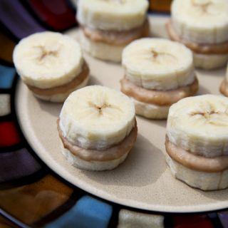 healthy motivation bouch es de banane au beurre de. Black Bedroom Furniture Sets. Home Design Ideas