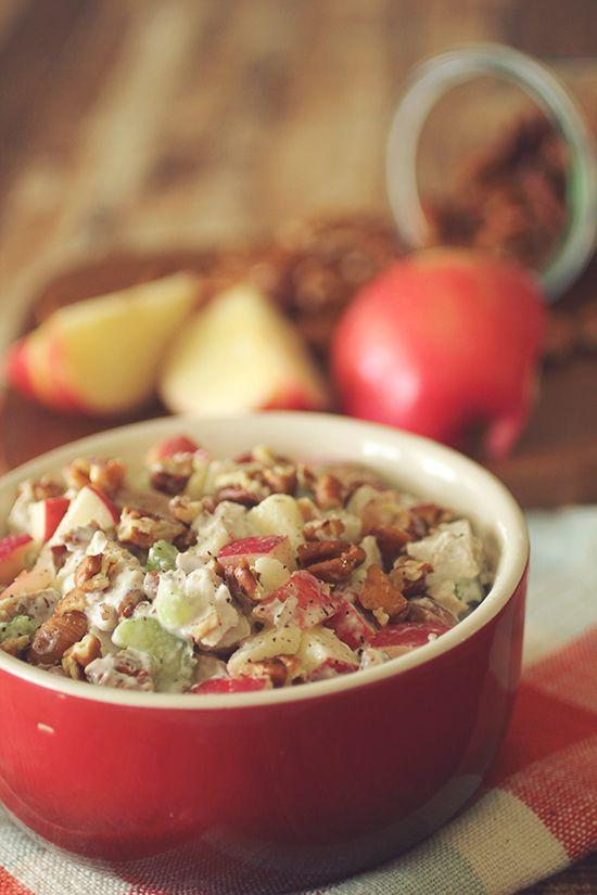 healthy motivation propre manger salade de pommes de terre aux pacanes aux pommes pour deux. Black Bedroom Furniture Sets. Home Design Ideas