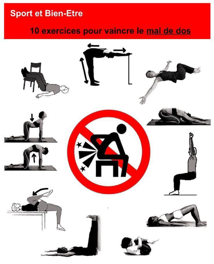 abdo exercice 10 exercices pour vaincre le mal de dos virtual fitness votre magazine d. Black Bedroom Furniture Sets. Home Design Ideas