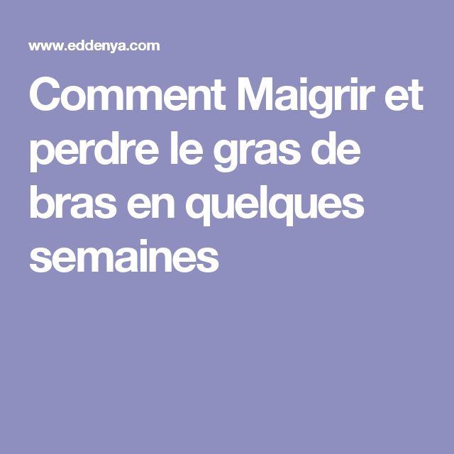 Abdo   Commentaire Maigrir et perdre le gras de bras en quelques ... 635e3015382